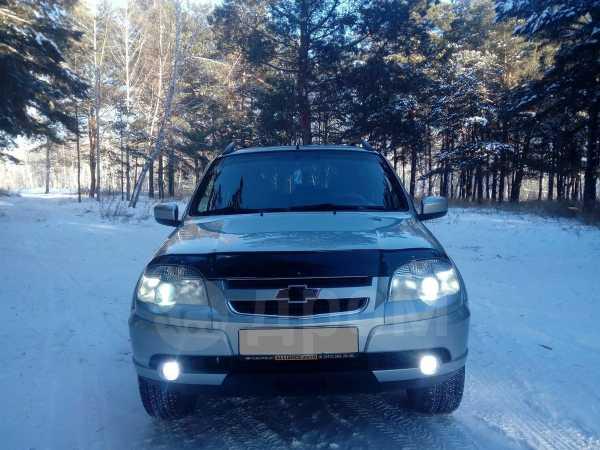 Chevrolet Niva, 2013 год, 387 000 руб.