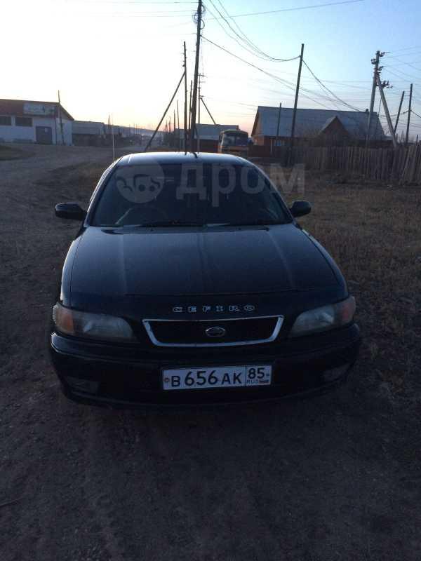 Nissan Cefiro, 1998 год, 190 000 руб.