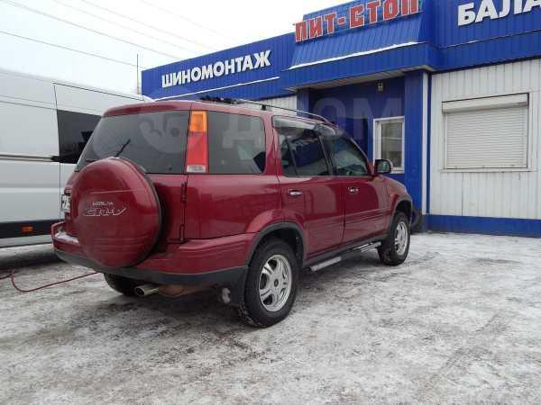 Honda CR-V, 1998 год, 329 000 руб.