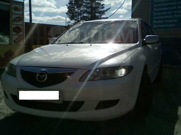 Mazda Atenza, 2002 год, 225 000 руб.