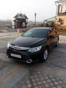 Иркутск Camry 2015