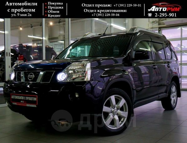 Nissan X-Trail, 2007 год, 727 000 руб.