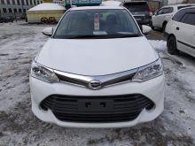 Ангарск Corolla Axio 2015
