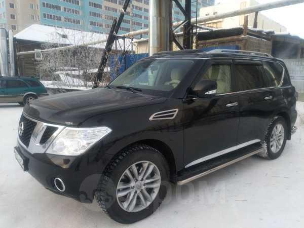 Nissan Patrol, 2010 год, 1 525 000 руб.