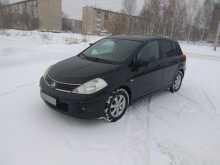 Новосибирск Tiida 2007