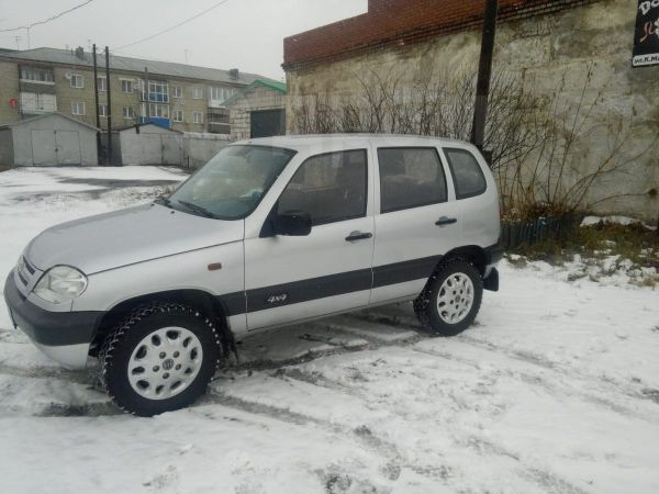 Chevrolet Niva, 2009 год, 255 000 руб.