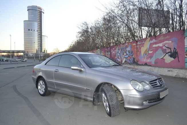 Mercedes-Benz CLK-Class, 2004 год, 490 000 руб.
