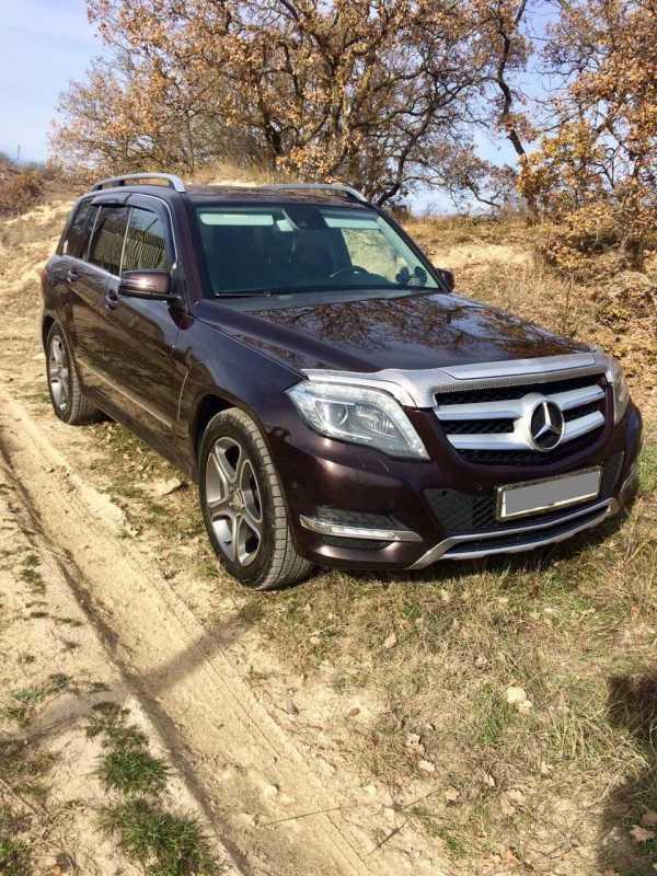 Mercedes-Benz GLK-Class, 2012 год, 1 180 000 руб.