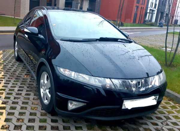 Honda Civic, 2008 год, 389 000 руб.