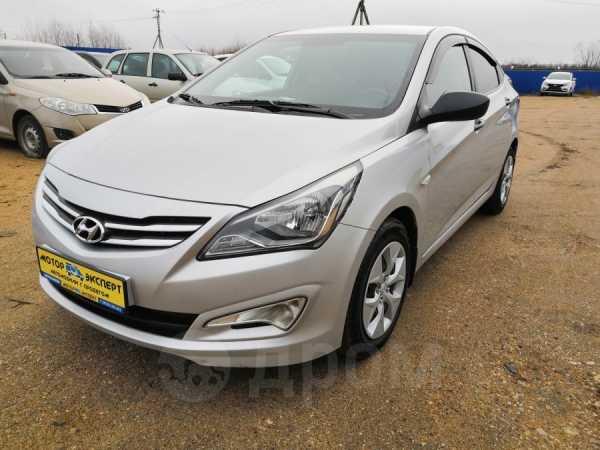 Hyundai Solaris, 2014 год, 476 000 руб.
