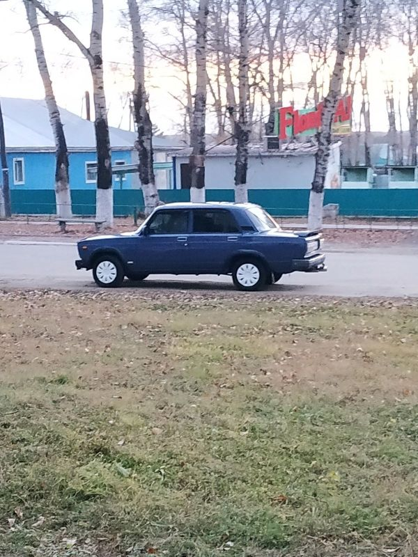 Лада 2107, 2005 год, 140 000 руб.
