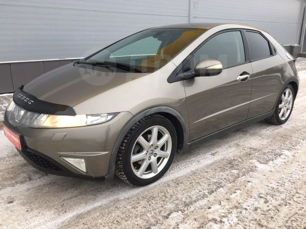 Honda Civic, 2008 год, 431 000 руб.