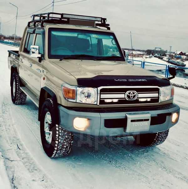 Toyota Land Cruiser, 2014 год, 2 690 000 руб.