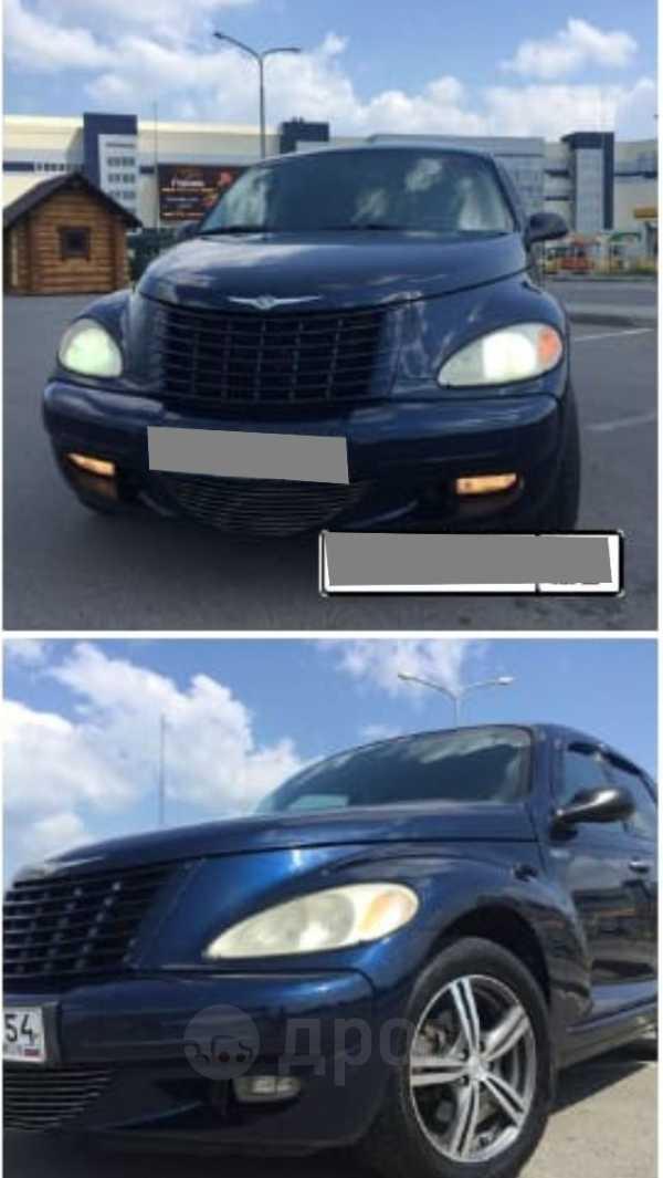 Chrysler PT Cruiser, 2002 год, 295 000 руб.