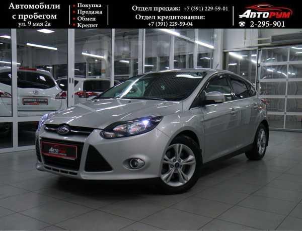 Ford Focus, 2012 год, 567 000 руб.