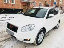 Белово Emgrand X7 2013