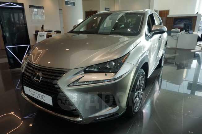 Lexus NX200, 2018 год, 2 727 156 руб.