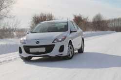 Новокузнецк Mazda Mazda3 2012