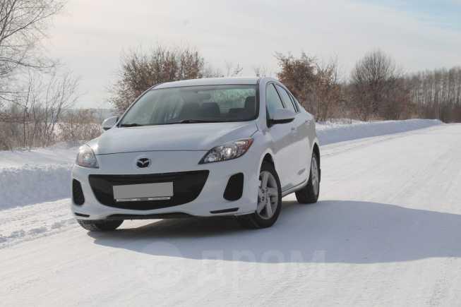 Mazda Mazda3, 2012 год, 613 000 руб.