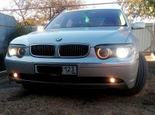 Усть-Лабинск BMW 7-Series 2002
