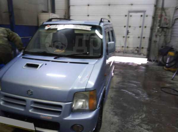 Suzuki Wagon R Wide, 1997 год, 95 000 руб.