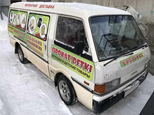 Mazda Bongo Brawny, 1988 год, 120 000 руб.