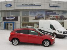 Барнаул Ford Focus 2016