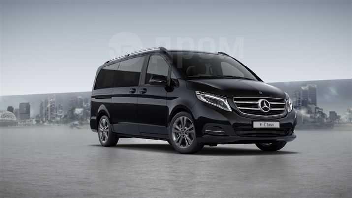 Mercedes-Benz V-Class, 2018 год, 5 052 000 руб.