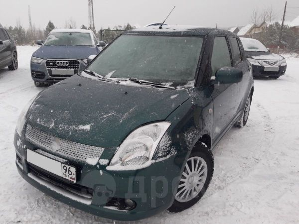 Suzuki Swift, 2006 год, 195 000 руб.