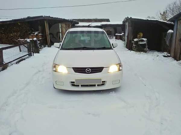 Mazda Demio, 2002 год, 170 000 руб.