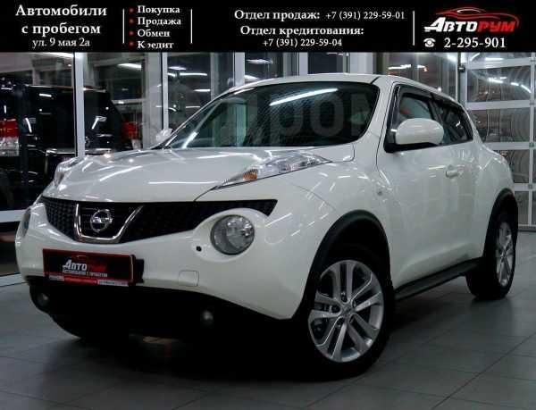 Nissan Juke, 2012 год, 737 000 руб.