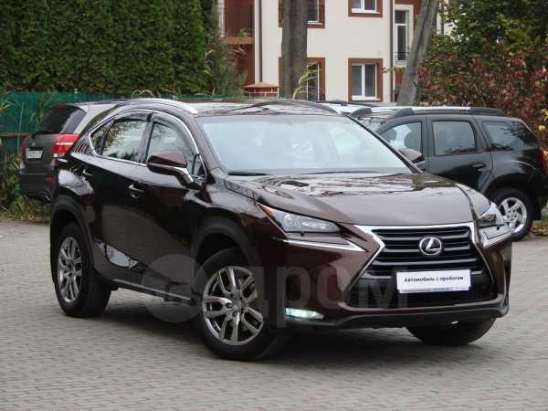 Lexus NX200, 2016 год, 1 880 000 руб.