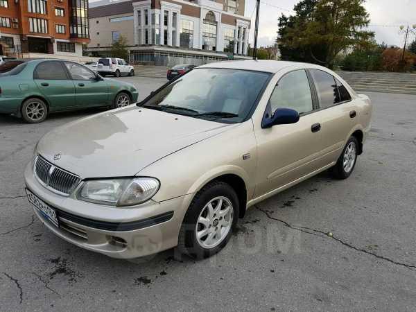 Nissan Sunny, 2003 год, 140 000 руб.