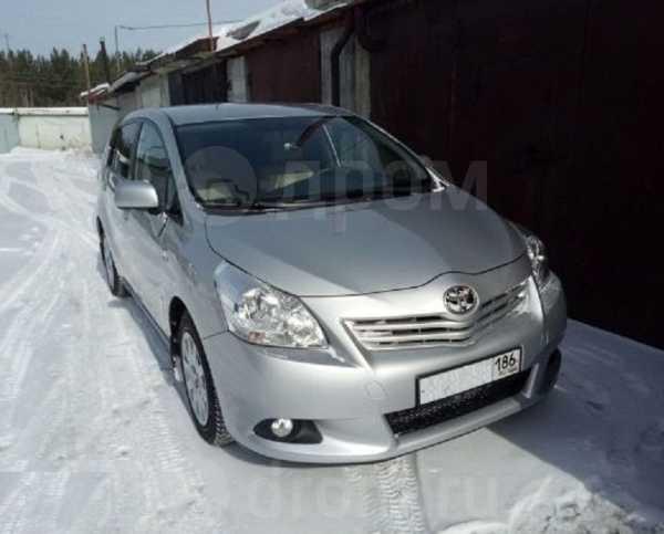 Toyota Verso, 2011 год, 600 000 руб.