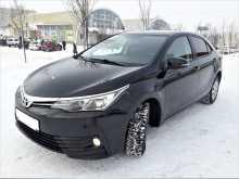 Прокопьевск Corolla 2016
