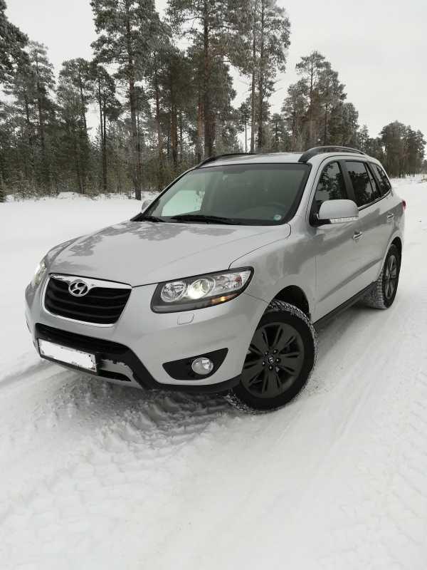 Hyundai Santa Fe, 2011 год, 1 055 000 руб.