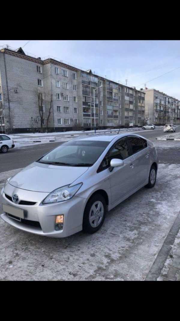 Toyota Prius, 2010 год, 705 000 руб.