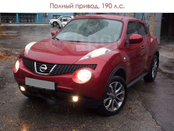 Nissan Juke, 2014 год, 849 000 руб.