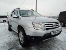 Красноярск Duster 2012