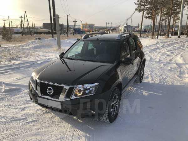 Nissan Terrano, 2017 год, 1 155 000 руб.