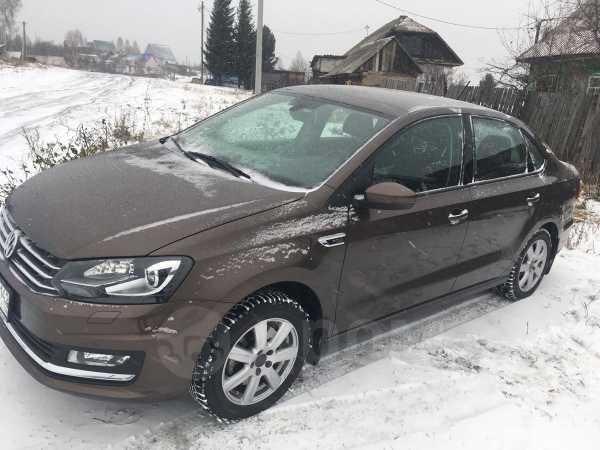 Volkswagen Polo, 2016 год, 770 000 руб.