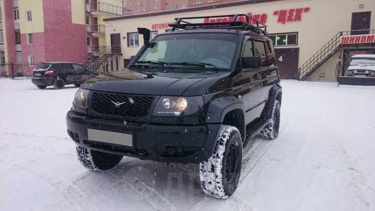 УАЗ Патриот, 2011 год, 373 000 руб.