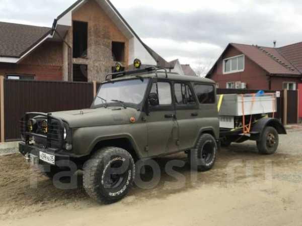 УАЗ 469, 1985 год, 570 000 руб.