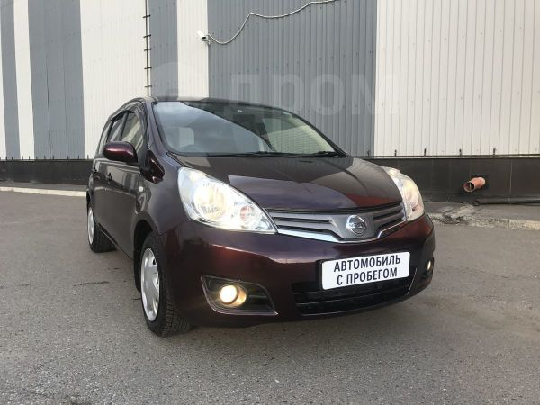 Nissan Note, 2010 год, 445 000 руб.