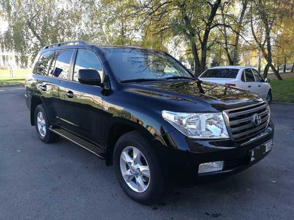 Toyota Land Cruiser, 2010 год, 1 870 000 руб.