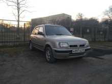 Хабаровск Nissan March 1994