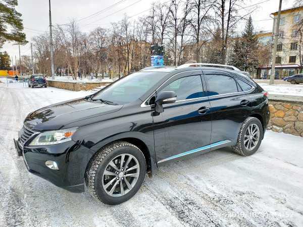 Lexus RX270, 2012 год, 1 649 000 руб.