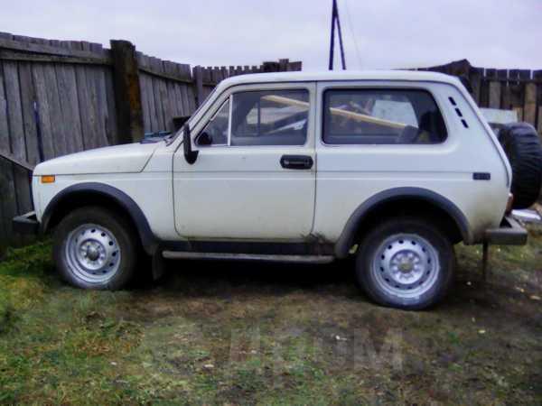 Лада 4x4 2121 Нива, 1994 год, 98 000 руб.