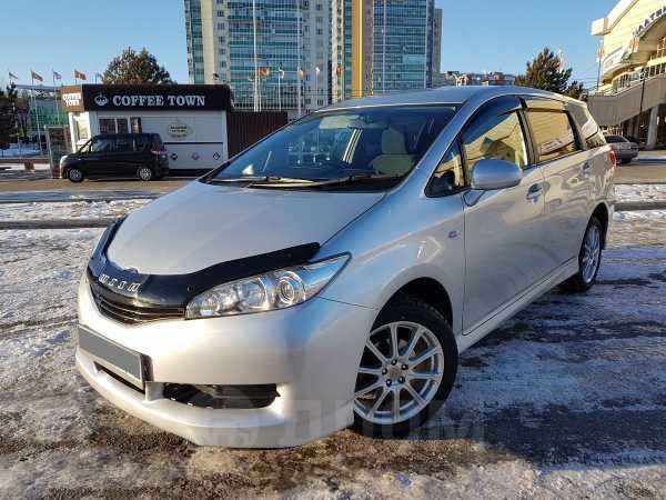 Toyota Wish, 2010 год, 645 000 руб.
