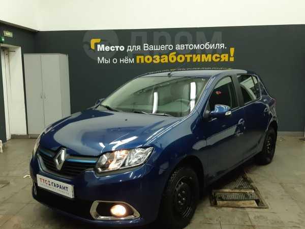 Renault Sandero, 2015 год, 522 300 руб.